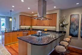 kitchen island range kitchen ushaped kitchen island ideas with range kitchenaid