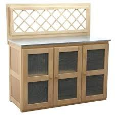 cuisine de jardin en meuble cuisine exterieure bois meuble cuisine extacrieur design