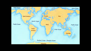 Physical Features Of United States Map by The Earth U0027s Major Geographical Features Youtube