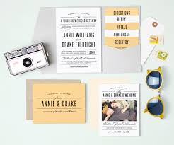 helping clients choose the perfect wedding invitation