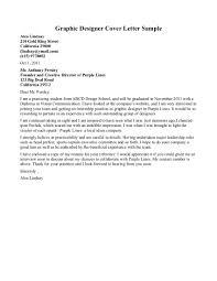 Draftsperson Cover Letter Sample Graphic Design Cover Letter Sample Http Ersume Com Graphic