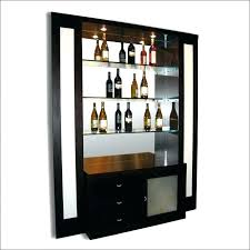 Compact Bar Cabinet Wine Liquor Cabinet And Upland Ramanations