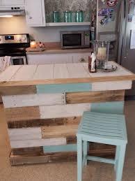 pallet kitchen island 125 awesome diy pallet furniture ideas 101 pallet ideas part 9