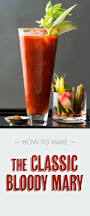What Is The Meaning Of Cocktail Party - the only bloody mary recipe you need