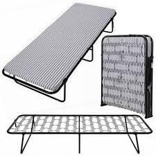 Portable Folding Bed Open Box Homegear Portable Heavy Duty Steel Frame Folding