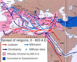 middle east map moses time 40 maps that explain the middle east