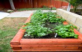 How To Build A Large Raised Garden Bed - diy raised garden bed