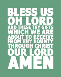 thanksgiving dinner prayer blessing meal prayer print we say this before every meal u003c3 things to