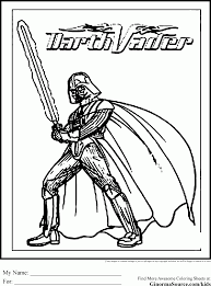 darth vader coloring page download coloring pages darth vader