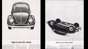 remembering old vw ads in dial m doc