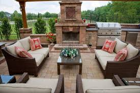 Outdoor Patio Fireplaces Fireplaces Fire Pits Harken U0027s Landscape Supply U0026 Garden Center
