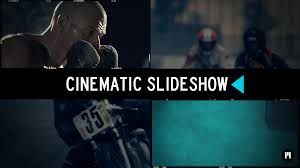 cinematic slideshow template for fcpx and motion5 http www