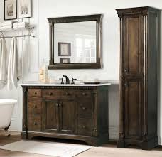 Designer Bathroom Vanities Bedroom Discount Bathroom Vanities With Tall Wooden Cabinet And