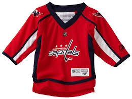 fly motocross jersey amazon com nhl infant washington capitals team color replica