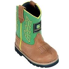 s deere boots sale deere infants boys green leather wellington jd1186