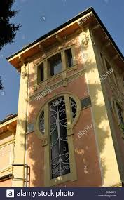Tuscany House by Art Nouveau House Just Outside The City Walls At Lucca Tuscany