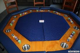 poker pals product review of octagonal folding poker table