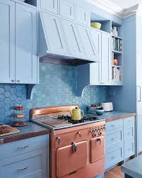 light blue cabinets kitchen 21 amazing blue kitchen cabinet ideas in 2021 houszed