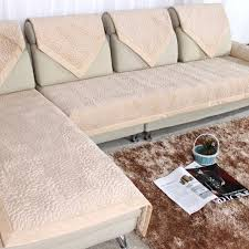 online shop 1pcs sofa cover fleece fabric soft anti mite modern
