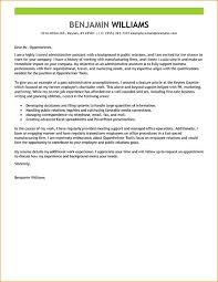 cover letter sample for administrative assistant administrative