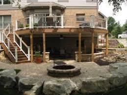 best 25 walkout basement patio ideas on pinterest walkout