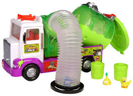 trash pack sewer truck amazon uk toys u0026 games
