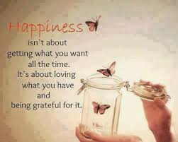 motivational words of wisdom happiness is loving what you