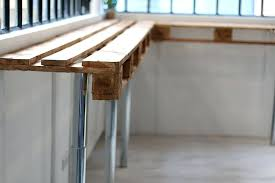 fabriquer une table haute de cuisine fabriquer table haute cuisine maison design bahbe fabriquer une