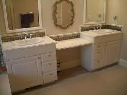 Exquisite Bathroom Vanity Backsplash Vanity Tile Backsplash Ideas - Bathroom vanity backsplash ideas
