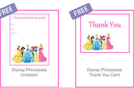 printable thank you cards princess 16 ideas for the perfect princess party brisbane kids