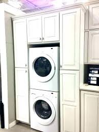 home depot laundry room wall cabinets cabinet for laundry room horizon in w mocha open shelves laundry