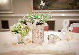 table table decorations awesome wedding reception table
