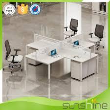 separateur de bureau séparateur de bureaux écrans utilisés verre pvc cloison de bureau