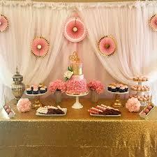 pink and gold baby shower pink and gold baby shower design decoration