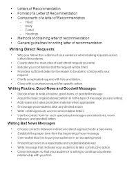 lecture 45 review written communication importance of writing in a
