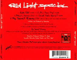 tlc red light special highest level of music tlc red light special cdm 1995
