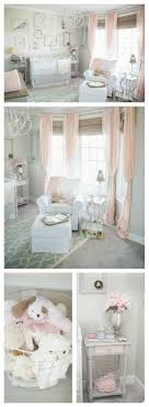 Curtains For A Baby Nursery Dainty Soft And Sweet Nursery Chic Baby Nursery And Shabby