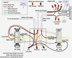 hunter ceiling fan switch wiring diagram kwikpik me