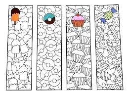 coloring pages bookmarks bookmark coloring pages doodle colouring bookmarks pokemon bookmarks