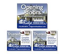 Overhead Door Buffalo Ny by Ridge Overhead Door J Fitzgerald Group