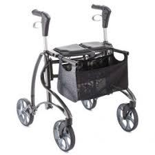 avec siege déambulateur 4 roues avec siège jazz matériel médical professionnels