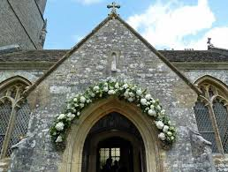 wedding flower arches uk ceremonies seventh heaven