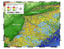 Atlantic Coast Map Release Of Usseabed Offshore Sediment Data For The Atlantic Coast