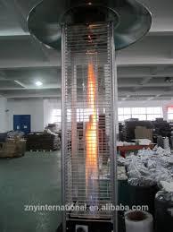 quartz tube patio heater hmxd e glass hs outdoor patio heater view outdoor patio heater