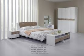 modern bedroom suites with leather upholstered suite