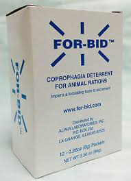 for bid for bid for dogs stop stool coprophagic packets forbid