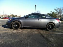 grey nissan altima recently finished work open to criticism nissan forums nissan