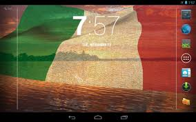 Irish Flag Wallpaper 3d Italy Flag Live Wallpaper Android Apps On Google Play