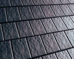 Flat Tile Roof Flat Roof Tile Clay Black Embossed 10 Tejas Borja
