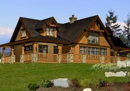 cranbrook post beam retreats cottages cedar homes custom post